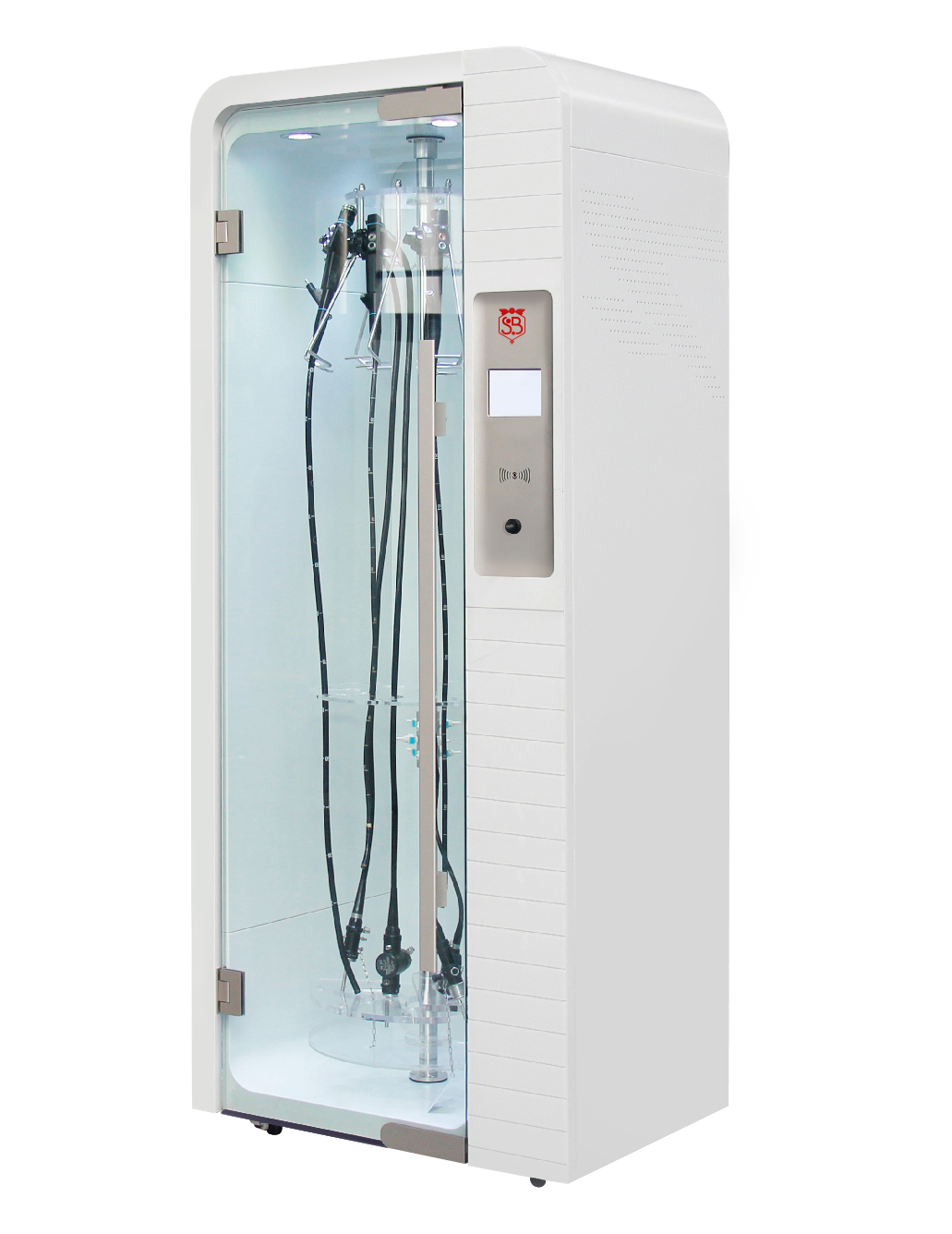Endoscopy Cleaning Room: FLEXIBLE ENDOSCOPE STORAGE CABINET